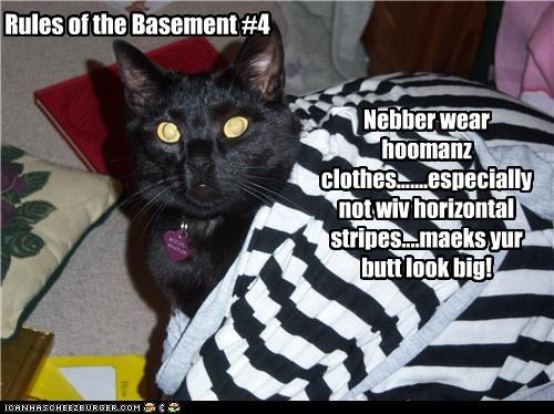 Rules of the Basement #4