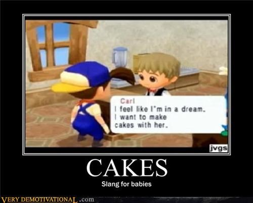 Babies,cakes,dreams,hilarious,modern living,relationships,sex,Videogames