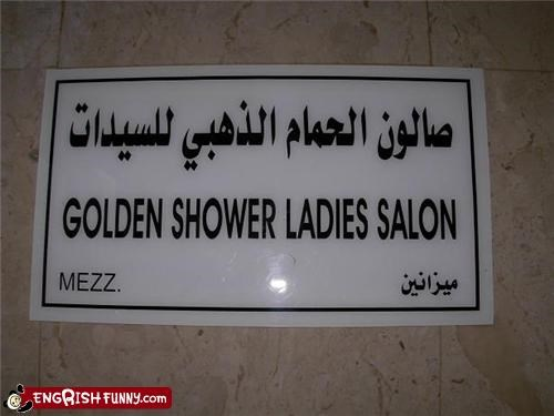 bathroom,Fetish,gold,showers