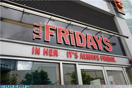 missing a letter,restaurants,sexual,signs,TGIF