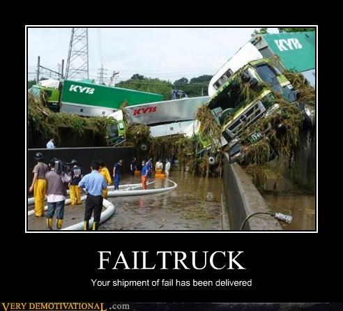 accident,camera,crash,FAIL,Terrifying,truck,whoops