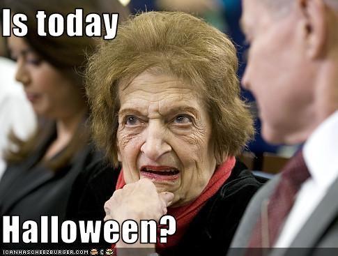 Is today  Halloween?