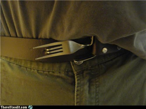 Forking Cool Belt