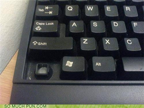 computer,ctrl,keyboard,lost control,puns