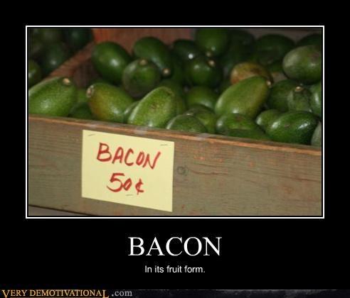 food,fruit,bacon