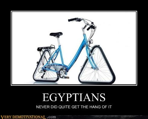 Bike Like an Egyptian