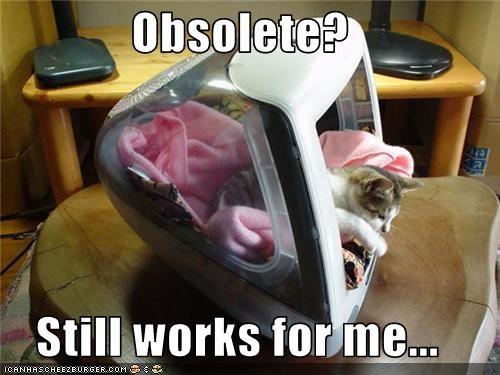 Obsolete?