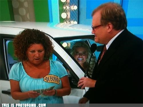 Celebrity Edition,creepy smile,drew carey,game show,price is right