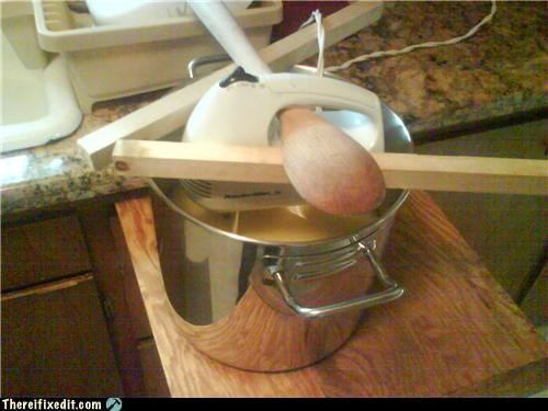 Hand-Mixer, Stand-Mixer? Same Thing
