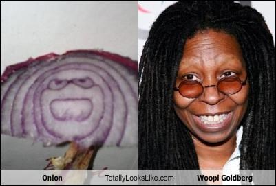 Onion Totally Looks Like Woopi Goldberg