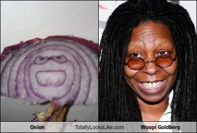 Onion Totally Looks Like Woopi Goldberg