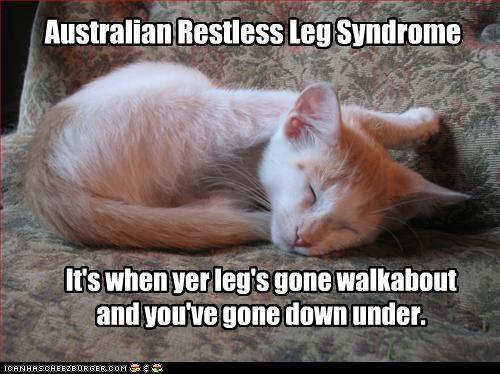 Australian Restless Leg Syndrome