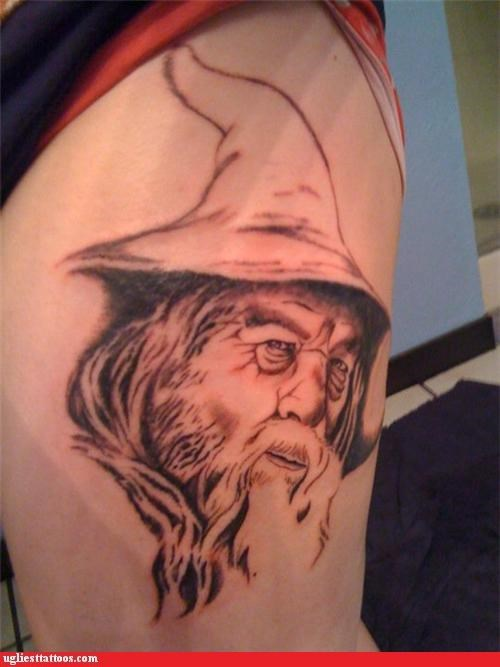 That Is A Pretty Great Gandalf!