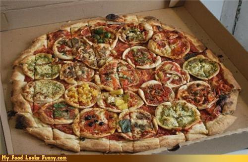 Recursive Pizza is Recursive