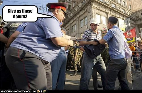 cops,funny,lolz,police,Protest