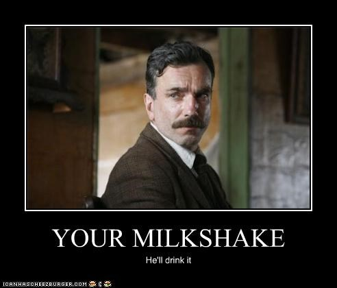 YOUR MILKSHAKE