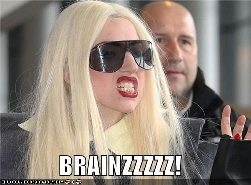 celebrity-pictures-lady-gaga-brainzzz,halle berry,lady gaga,Little Monster,millions,money,monster ball,ROFlash,tour