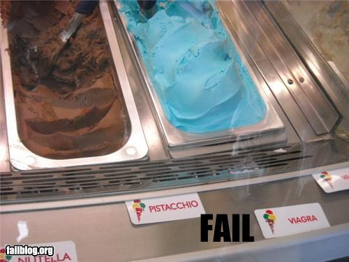Gelatto Flavor FAIL