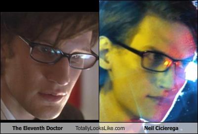 doctor who,eleventh doctor,neil cicierega