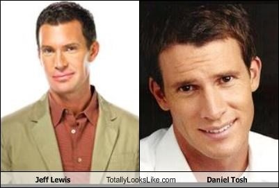 Jeff Lewis Totally Looks Like Daniel Tosh