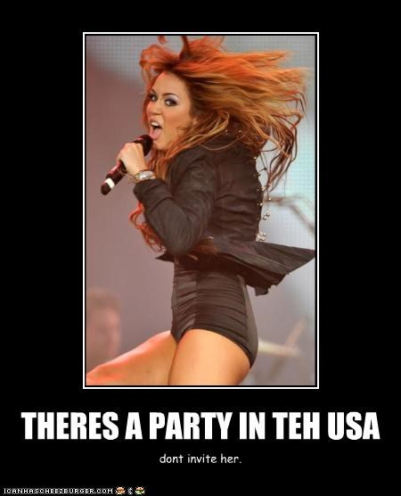 celebrity-pictures-miley-cyrus-party-in-the-usa,lolz