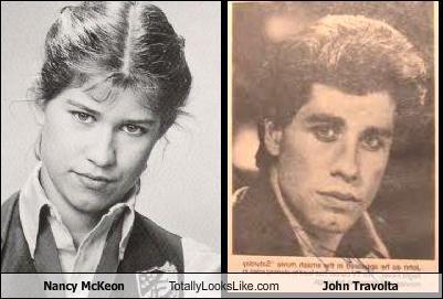 Nancy McKeon Totally Looks Like John Travolta