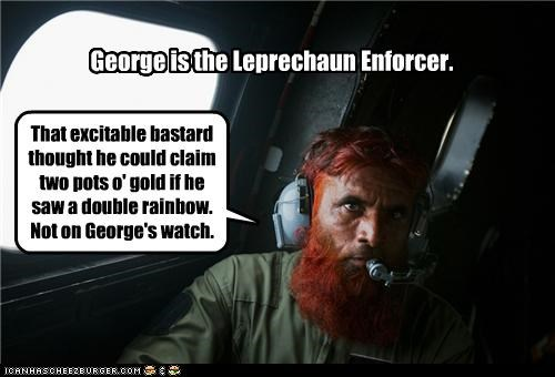 George the Enforcer