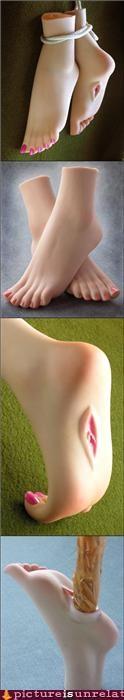 feet,plastic,product,toy,vagina,wtf