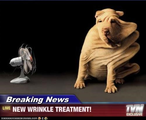 Breaking News - NEW WRINKLE TREATMENT!