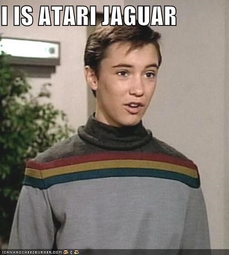 I IS ATARI JAGUAR
