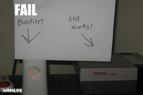 Superior tech fail