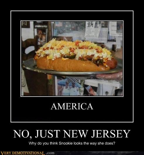 NO, JUST NEW JERSEY