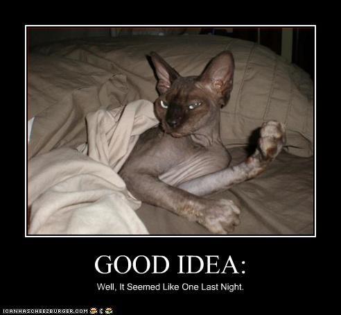 GOOD IDEA: