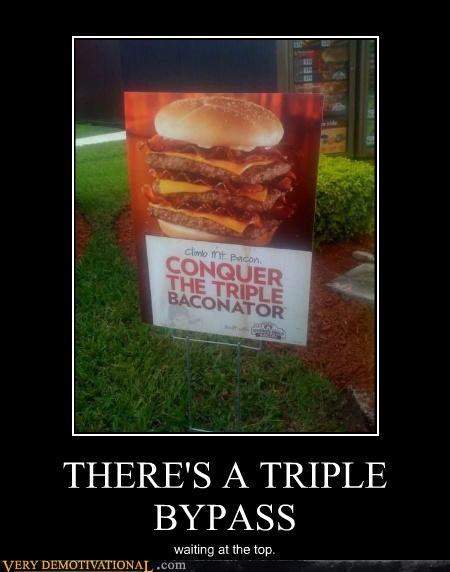 heart problems,burger,bypass,huge