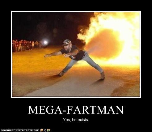 MEGA-FARTMAN
