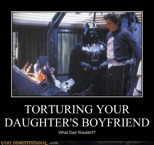 TORTURING YOUR DAUGHTERS BOYFRIEND