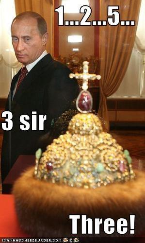 funny,lolz,monty python,pop culture,Vladimir Putin,vladurday