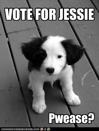 VOTE FOR JESSIE