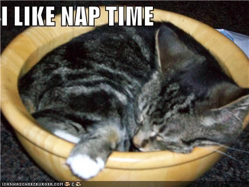 I LIKE NAP TIME