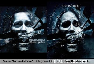 "Eminems ""American Nightmare"" Totally Looks Like Final Desatination 4"