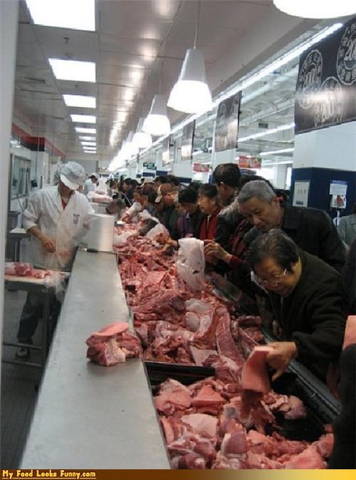 animals,market,meat,mystery meat
