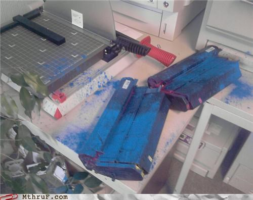 accident,basic instructions,blue,cubicle fail,cubicle rage,depressing,drop,dumb,fired,hardware,hilarious,mess,printer,pwned,ruined,sabotage,Sad,screw you,sleeper cell,stain,toner,wasteful,whoops