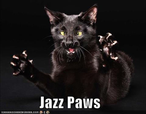 Jazz Paws