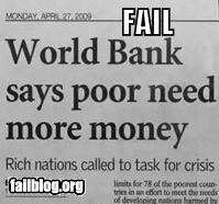 failboat,g rated,headlines,money,needs,newspapers,obvious,poor