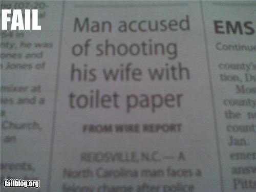 This is why the bathroom is a dangerous place.