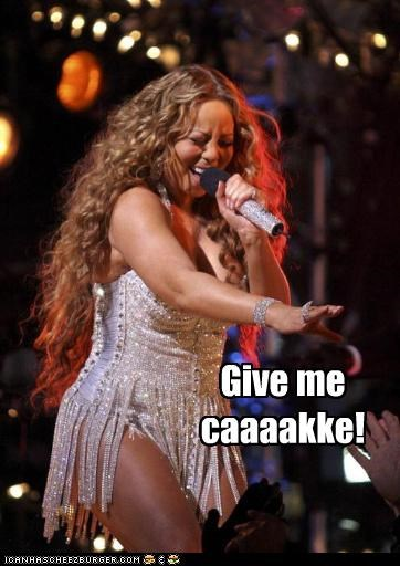 celebrity-pictures-mariah-carey-cake,mariah carey,Nick Cannon,ROFlash