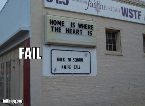 appropriate,failboat,g rated,knives,sale,school,weapons