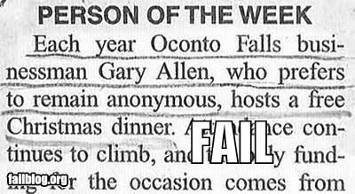 anonymous,dinner,failboat,hosts,newspaper,parties,recognition