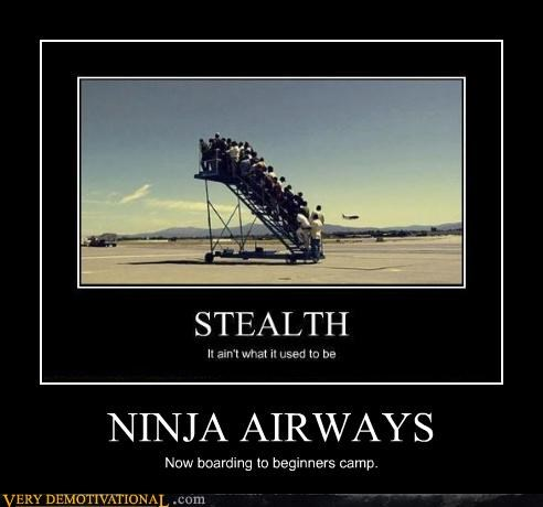 NINJA AIRWAYS