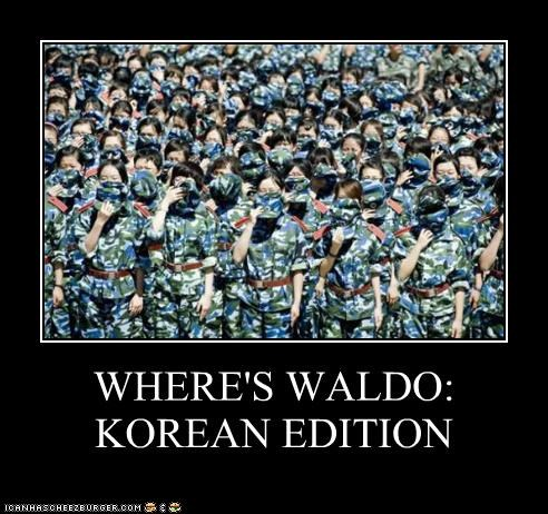 WHERE'S WALDO: KOREAN EDITION